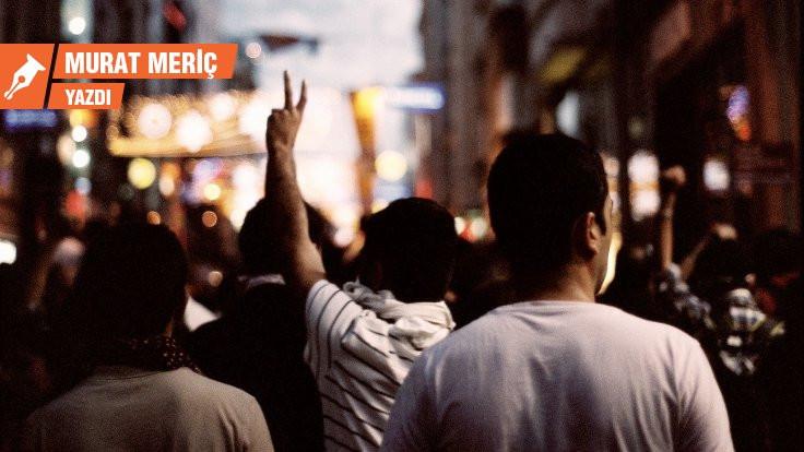 Dünden yarına Gezi