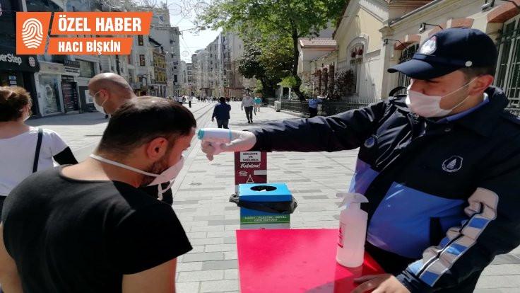 İstanbul'dan normalleşme manzaraları