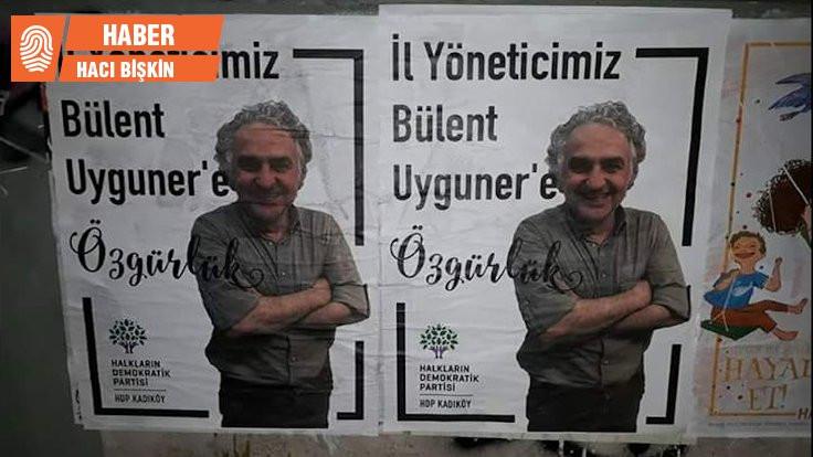 HDP üyeliği suç sayılan Uyguner'e tahliye yok