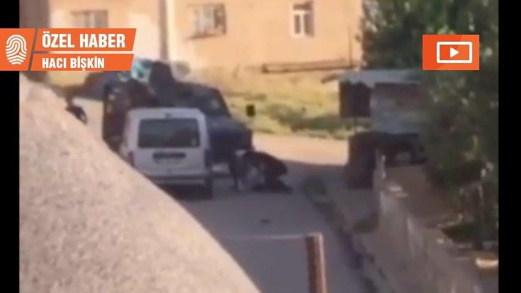 Polis şiddeti Cizre'de: Zırhlı araçlarla gözaltı