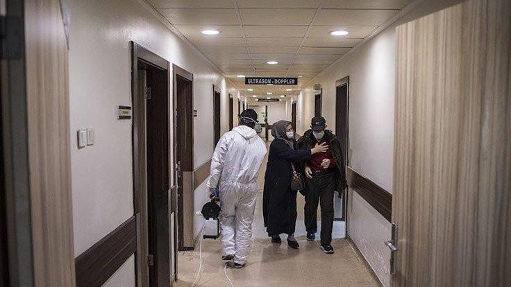 'Hastalar, hastanelere gitmeye korkuyor'