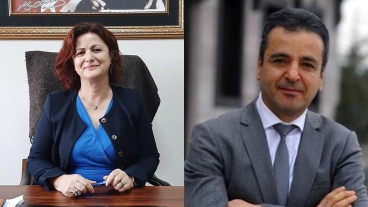 HDP: Pehlivan ve Ertekin'in yanındayız