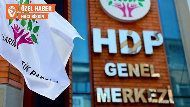 Savcılık HDP üyeliğini terör suçu saydı