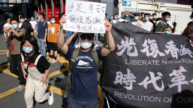 Çin'den 'ulusal güvenlik yasası'