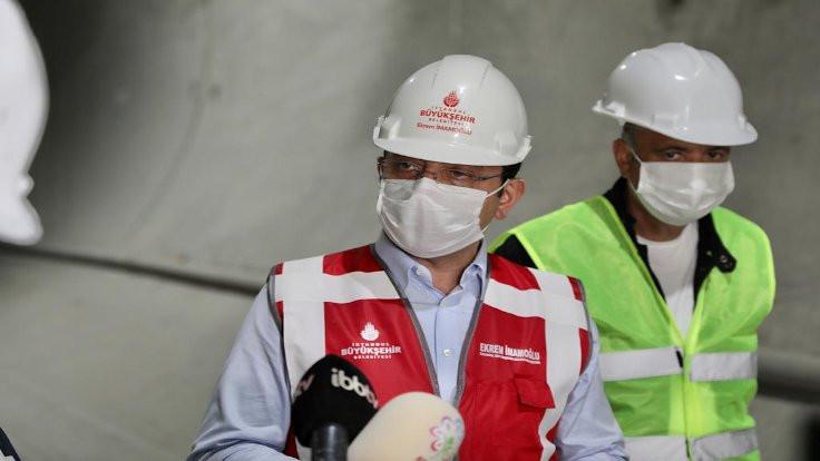 Ümraniye-Göztepe Metrosu 2022'de açılacak