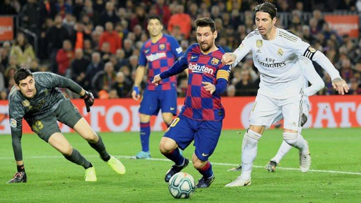 La Liga'da açılış 11 Haziran