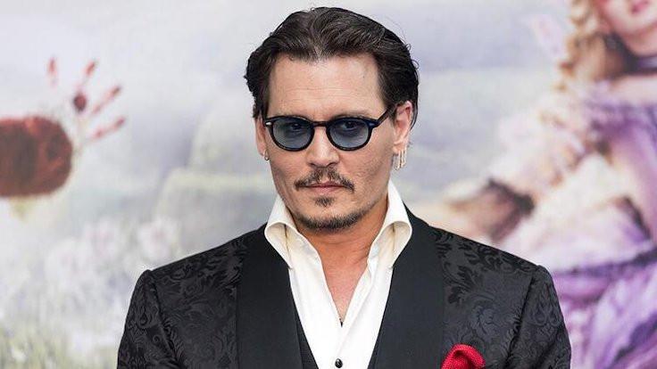Johnny Depp dava açıyor