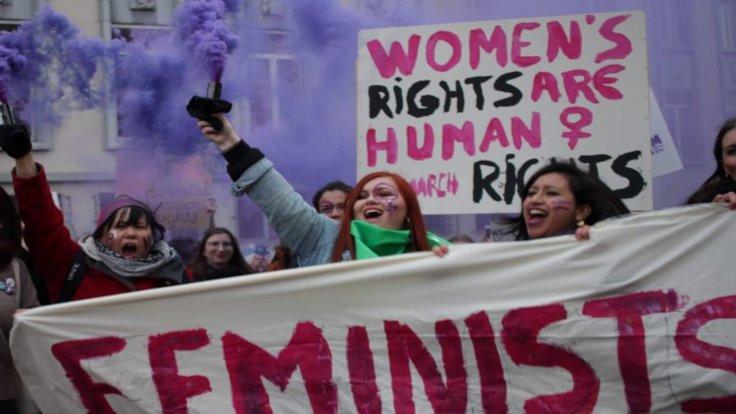 Kadın düşmanlığı AB sınırlarında
