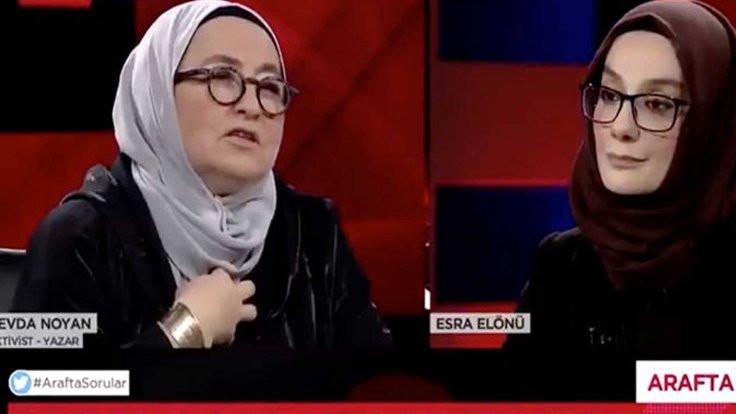 Ülke TV ve Kanal 7'den sadece Sevda Noyan için özür