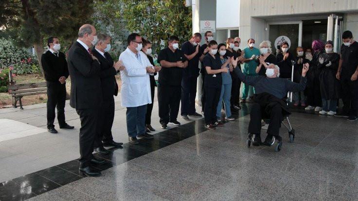 KKTC'deki son Covid-19 hastası taburcu edildi
