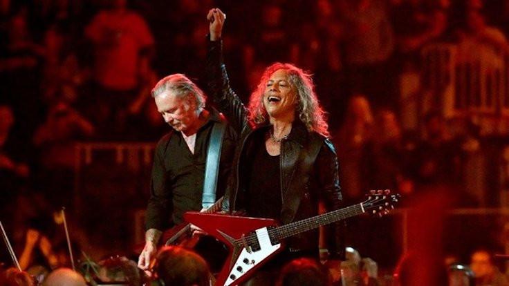 Metallica'dan yeni şarkı