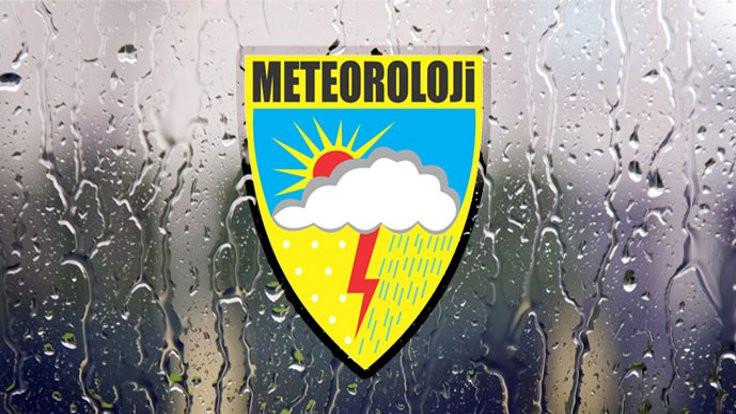Meteoroloji'den 5 il için serin hava ve yağış uyarısı