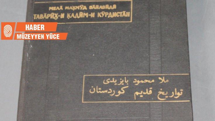 Kayıp Kürtçe eserler için komisyon talebi
