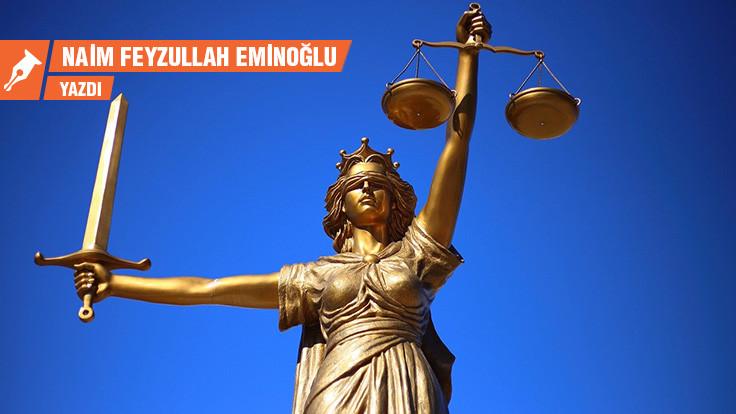 'Adalet' ve yaşam üzerine