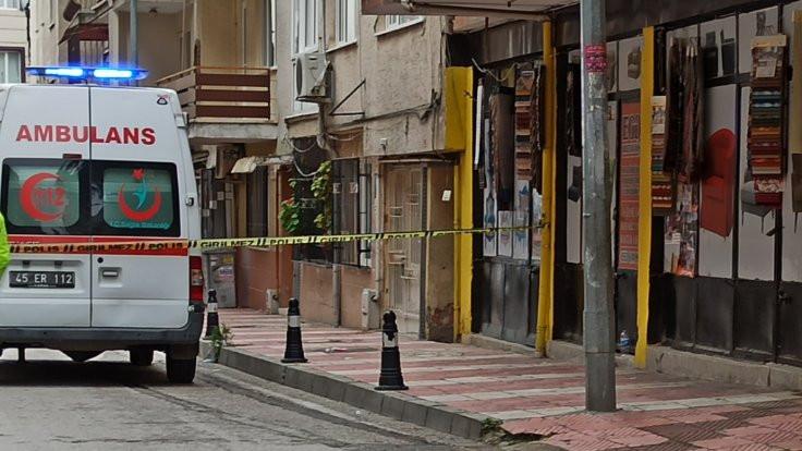 Manisa'da kadın cinayeti