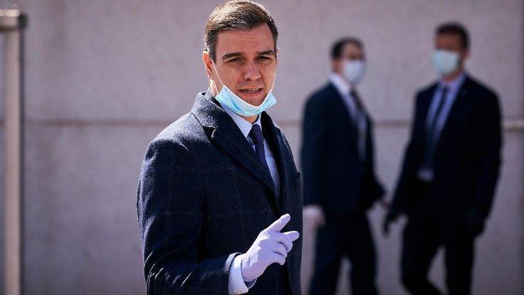 İspanya'da hükümete 3 bin 268 'korona' davası