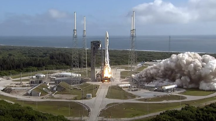 ABD'nin 'gizli görev uzay uçağı' yörüngede