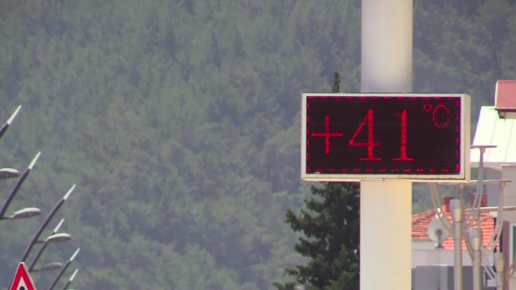 Antalya ve Muğla'da sıcaklık rekor kırdı