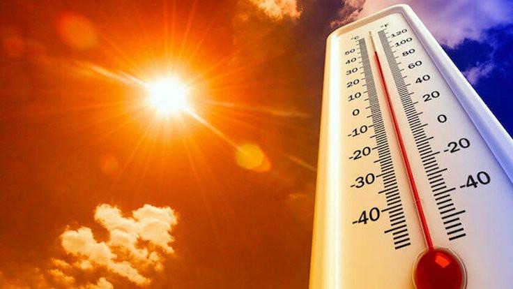 Kuzey Afrika sıcakları geliyor