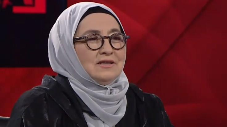 Sevda Noyan'ın sözleri RTÜK'e taşındı