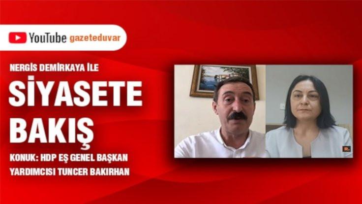 'HDP sizin kadar Türkiye'dir, Türkiyelidir'