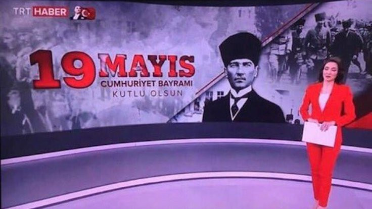 TRT karıştırdı: 19 Mayıs Cumhuriyet Bayramı