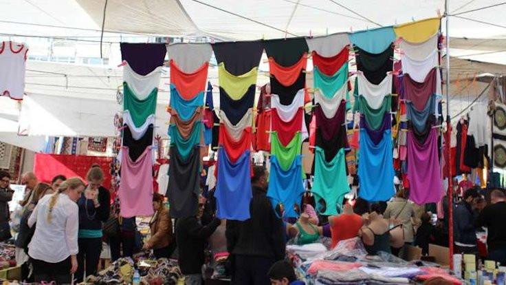 İstanbul'da 'sosyete pazarları'na izin