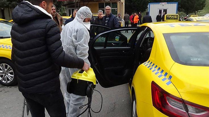 Sağlık Bakanlığı taksiler için kuralları belirledi