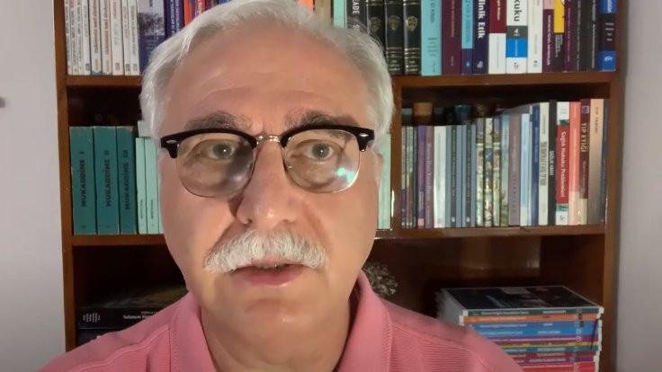Prof. Özlü'den Nazım şiiri ve korona senaryoları