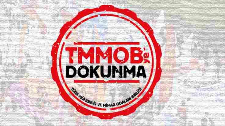 TMMOB'den vekillere mektup