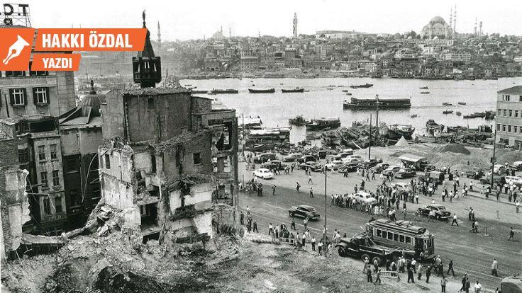 Yassıada'nın 'fethi', İstanbul'un imhası