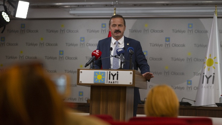 İYİ Parti'den Önder'e: Siyaset film seti değil