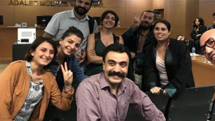 ÇHD'li avukatlar için 20 ülkeden tahliye talebi