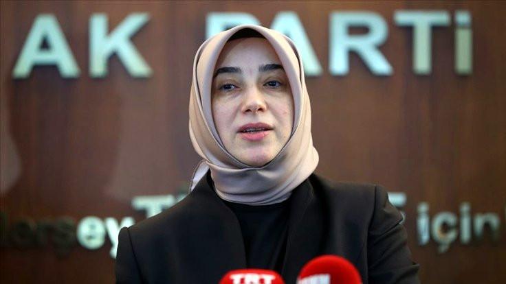 Zengin: Bu ülkede AK Parti gelene kadar 'kadın' kelimesinin adı yoktu