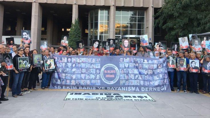 Avukatlardan Davutoğlu'na 10 Ekim tepkisi