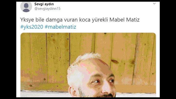 'YKS'ye damga vuran koca yürekli adam Mabel Matiz' - Sayfa 2