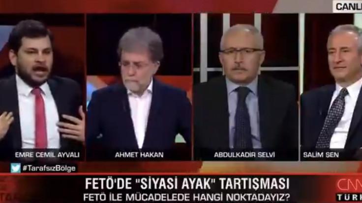 'Tasfiye için FETÖ'yle kol kola girdik' diyen AK Partili istifa etti