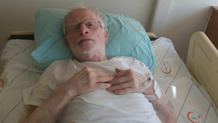 Kalp, şeker ve tansiyon hastası koronayı yendi