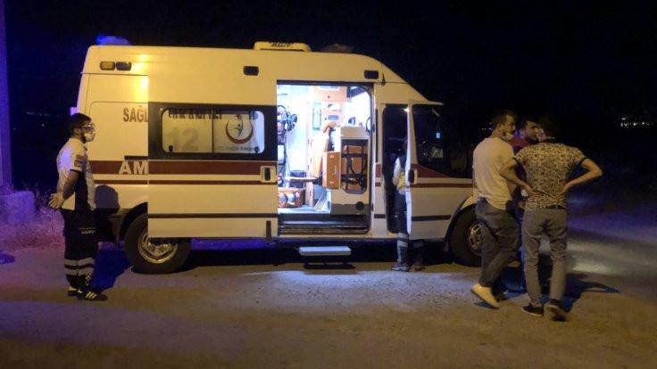 Kahramanmaraş'ta asit kazanı delindi: Üç işçi hastaneye kaldırıldı