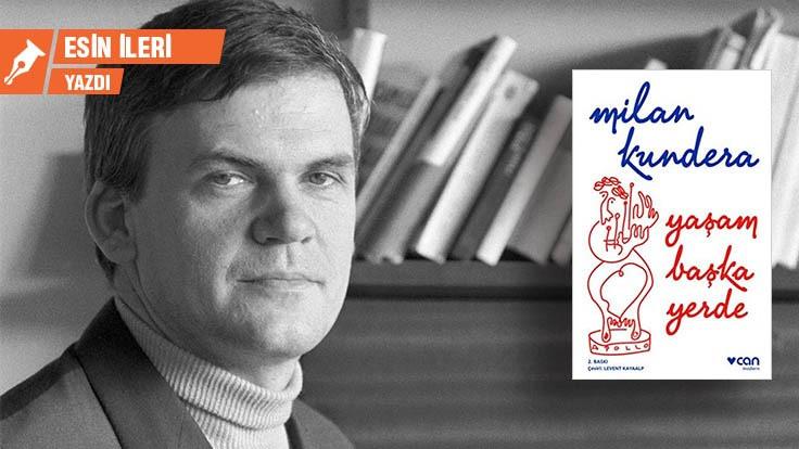Ne 'Çek' ne de 'solcu': Yalnızca 'romancı' Kundera