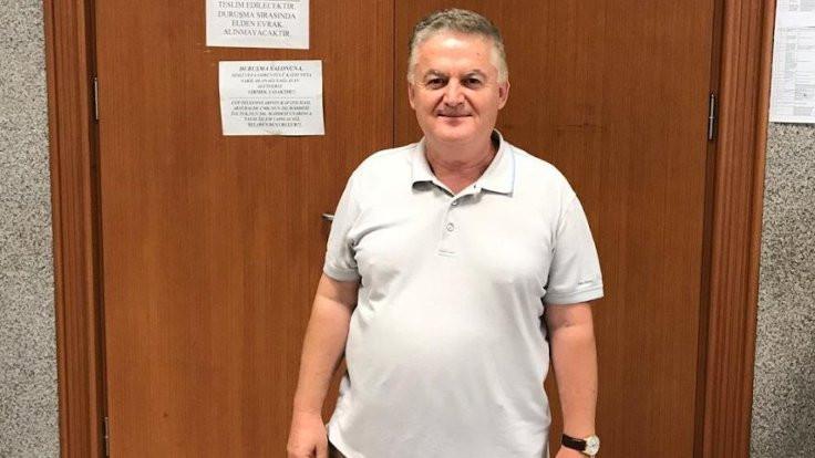 Ahmet Zeki Üçok'a hapis cezası