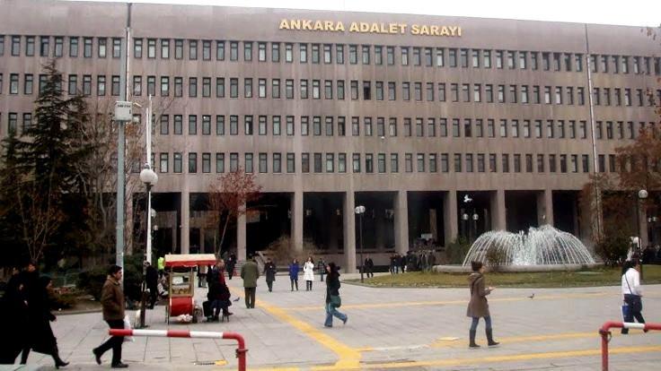 Adliyede korona virüsü: PTT ve ön büro kapatıldı