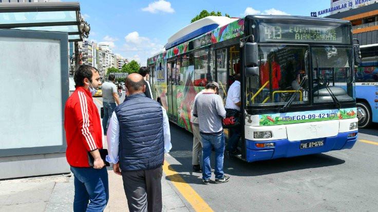 Toplu taşıma yeniden ücretsiz