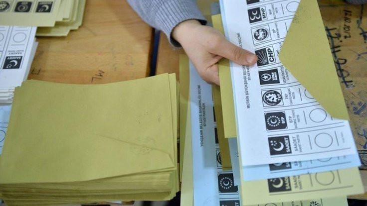 Metropoll anketine göre oylar hareket halinde