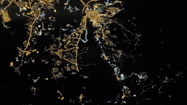 NASA'dan günün fotoğrafı: Ankara gecesi - Sayfa 2