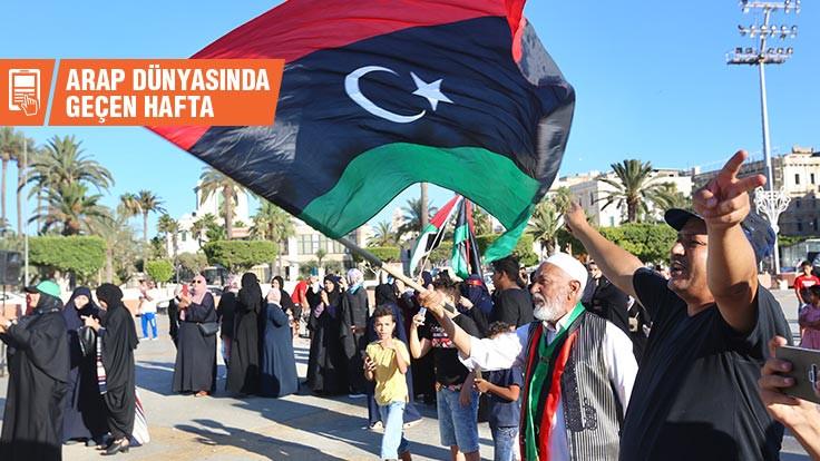 Arap dünyasında geçen hafta: Mısır hangi durumda Libya'ya girer?