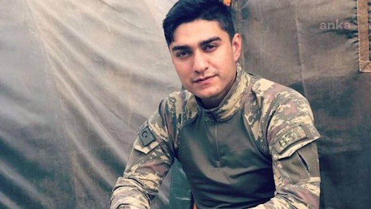 'Pençe-Kaplan'da bir asker vefat etti