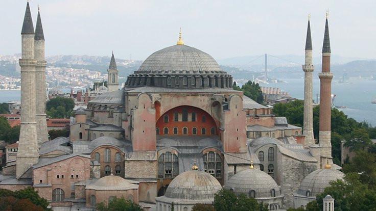 Yunanistan, UNESCO ile Ayasofya'yı görüştü