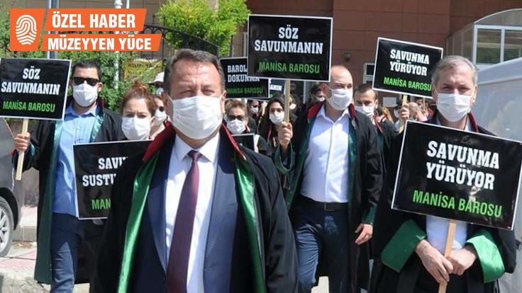 Barolar yürüyor: Adalete yürüyüş bizi yormaz