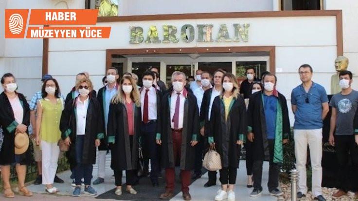 Barolar savunma için Ankara'ya yürüyor